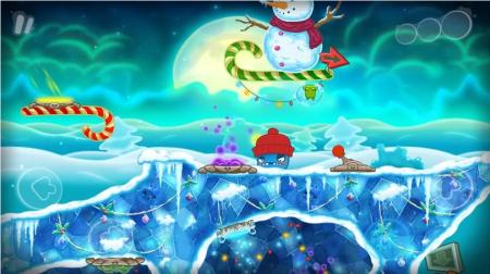 アムタス、ベラルーシ産スマホ向けアクションゲーム「Wimpの大冒険~ボクのパンツを取り返せ!!~」のAndroid版をリリース1