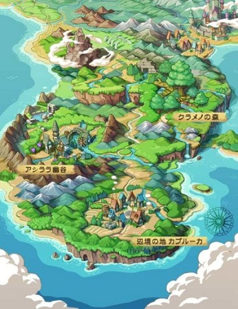 DeNA、ひとふで書きパズル×ダンジョンRPG「ダンジョンポッパー」を提供開始2