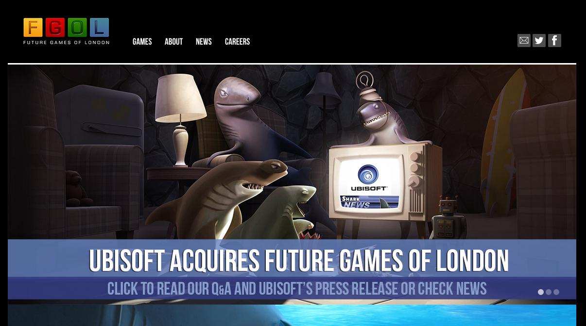Ubisoftがさらなる買収 イギリスのスマホ向けゲームディベロッパーのFuture Games of Londonを傘下に