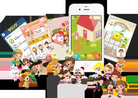 仮想空間「LINE Play」、グローバル展開開始8ヶ月で海外ユーザーが600万人を突破1