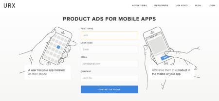 サイバーエージェント、アメリカのモバイルアプリ特化型リターゲティング広告のURXに出資