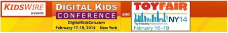 来年2/18~19、NYにて子供向けデジタルコンテンツビジネスのカンファレンスイベント「Digital Kids Conference」開催