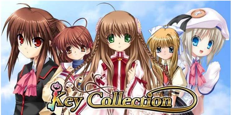 インデックス、Mobageにてインデックス、人気恋愛アドベンチャーゲーム「Key」ブランドのソーシャルゲーム「Key COLLECTION」を提供開始1