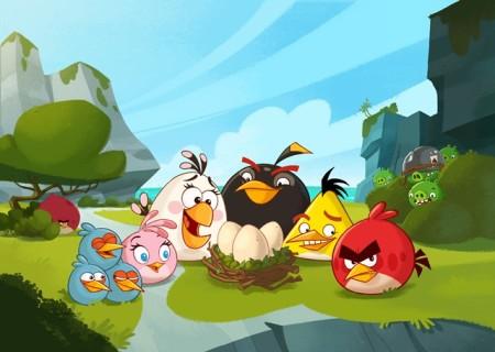 祝!アニメ版Angry Birds日本放送開始! カートゥーンネットワークが限定動画を公開中