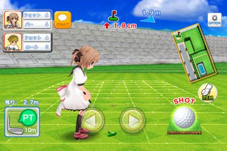 アエリア、スマホ向けゴルフゲーム「フレッシュ☆ゴルフ青空いんぱくと!!」の韓国展開のためNHNエンターテインメントとパブリッシング契約2