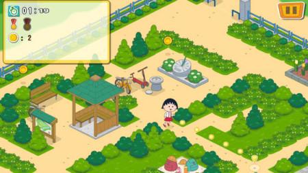 ビーライン・インタラクティブ、「ちびまる子ちゃん」のスマホ向けゲーム第2弾「ちびまる子ちゃんと迷路のまち」のiOS版をリリース2
