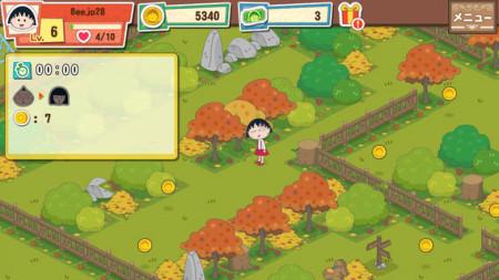 ビーライン・インタラクティブ、「ちびまる子ちゃん」のスマホ向けゲーム第2弾「ちびまる子ちゃんと迷路のまち」のiOS版をリリース3