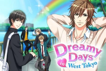 ボルテージ、恋ゲーム「吉祥寺恋色デイズ」の英語版「Dreamy Days in West Tokyo」をリリース1