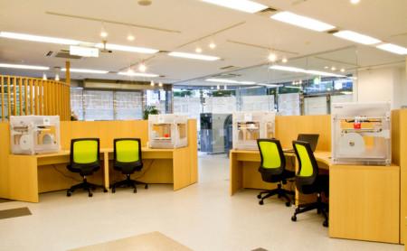 オフィス24、新宿に3Dプリント専門店「Office24 Studio」をオープン