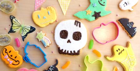 3Dプリンタでクッキーの型を作ろう! FabCafe、「ハロウィンアートクッキーの会」を開催1