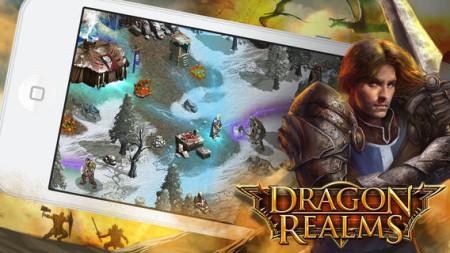 GREE International、新作内製タイトルとしてファンタジーRPG「Dragon Realms」をリリース1