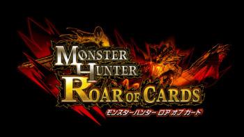 GREEにて「モンスターハンター」シリーズの新作ソーシャルゲーム 「モンスターハンター ロア オブ カード」配信決定!