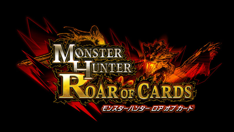 GREEにて「モンスターハンター」シリーズの新作ソーシャルゲーム 「モンスターハンター ロア オブ カード」配信決定!1