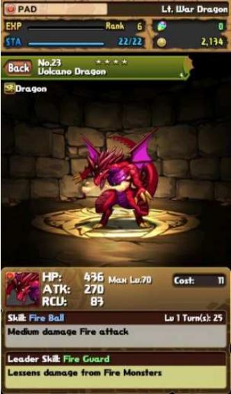 ガンホーのスマホ向けパズルRPG「パズル&ドラゴンズ」、北米にて累計200万ダウンロードを突破