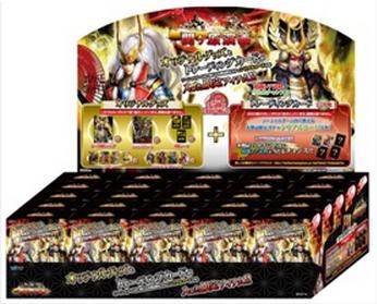 タイトー、D2CのソーシャルRPG「関ヶ原演義」を題材としたトレカ商品「デジタルコレクション」を販売2