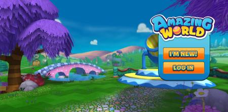 玩具メーカーのGanz、子供向けの3D仮想空間「Amazing World」をオープン2