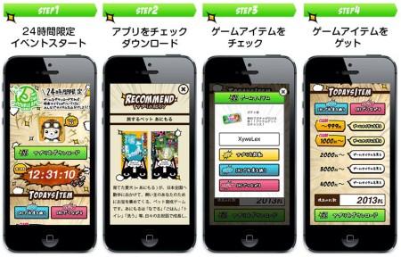 CyberZ、アプリのダウンロード数に応じてユーザーが入手できる特典アイテムが増えるレイド型CPI広告「Double App Games」を提供開始