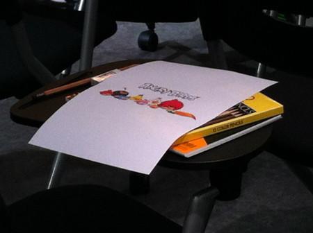 【レポート】Angry Birdsのお絵描きイベント1日目を見てきた4