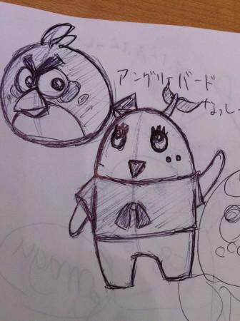 【レポート】Angry Birdsのお絵描きイベント1日目を見てきた9