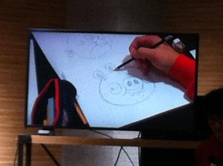 【レポート】Angry Birdsのお絵描きイベント1日目を見てきた10