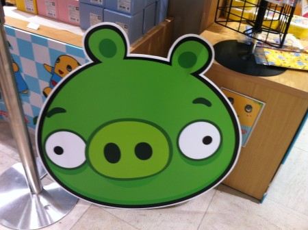 【レポート】Angry Birdsのお絵描きイベント1日目を見てきた11
