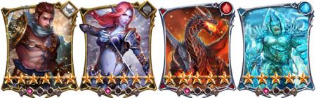 エイチームのスマホ向けリアルタイムバトルRPG「レギオンウォー」、100万ダウンロード突破2