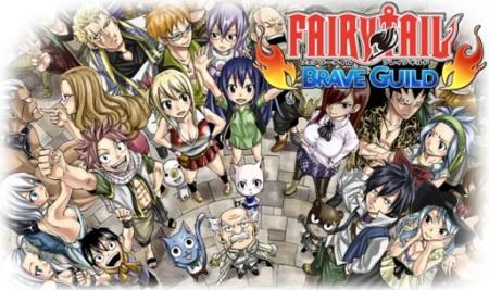 GREE、人気コミック「フェアリーテイル」のソーシャルゲームを12/11に配信決定1