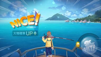 LINE、LINE GAMEにてカジュアル釣りアクションゲーム「LINE フィッシュアイランド」をリリース2