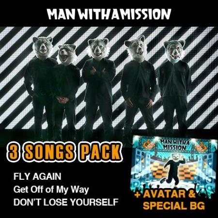セガネットワークス、iOS向け体感型ダンスゲーム「GO DANCE」の海外版にてロックバンド「MAN WITH A MISSION」の楽曲を配信1