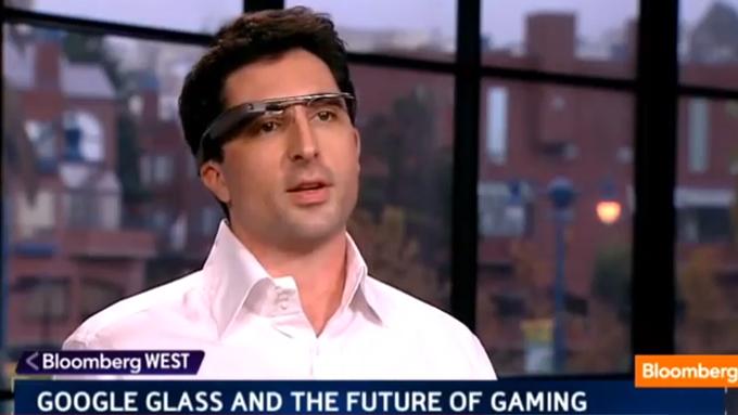 米モバイルゲームパブリッシャーのGlu Mobile、、Googleのスマートグラス「Google Glass」用のゲームを開発