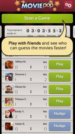 楽曲の次は映画でイントロクイズ!  FreshPlanet、Facebookにて「映画の1シーン」で作品名を当てるクイズソーシャルゲーム「MoviePop」をリリース3