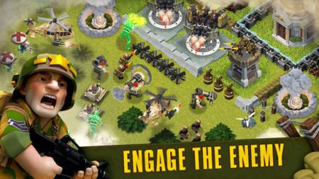 GREE International、新作内製タイトルとして戦闘シミュレーションゲーム「Call to Arms」をリリース2