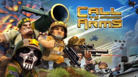 GREE International、新作内製タイトルとして戦闘シミュレーションゲーム「Call to Arms」をリリース1