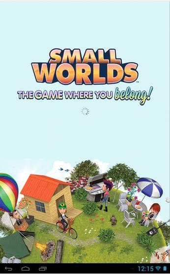 ニュージーランドの仮想空間「SmallWorlds」、Androidアプリ版をリリース1