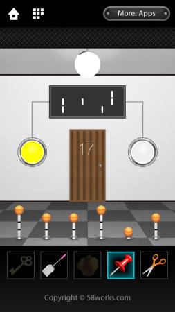 58 WORKS、スマホ向け人気脱出ゲーム 「DOOORS」のシリーズ第3弾をリリース3