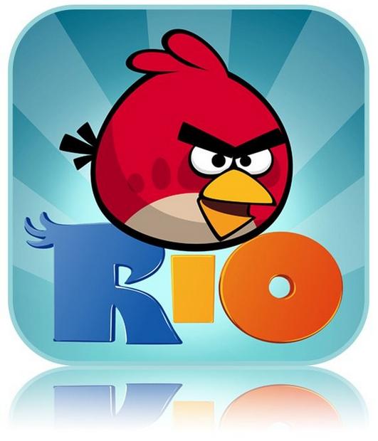 20世紀FOXのアニメ映画「Rio2」、Angry Birdsと再びコラボ!