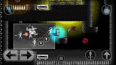 ガンホー、PS Vita向けギミックアクションゲーム「Dokuro」のスマホアプリ版をリリース3