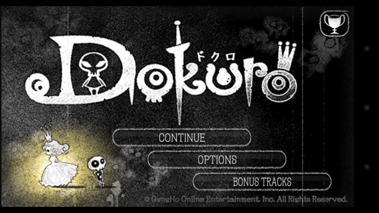 ガンホー、PS Vita向けギミックアクションゲーム「Dokuro」のスマホアプリ版をリリース1