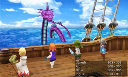 スクエニ、「ファイナルファンタジーIII」のWindows Phone版をリリース3