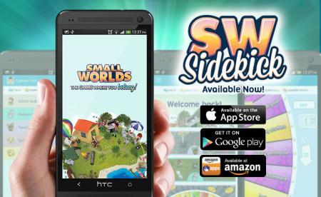 ニュージーランドの仮想空間「SmallWorlds」、iOS版とAmazon版をリリース
