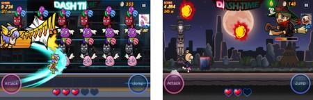 コムシードとDanal Games、LINE GAMEにてスクロールランアクションゲーム「LINE ダッシュガール」を提供開始2