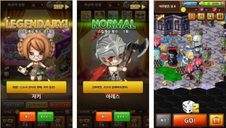 モブキャスト、韓国モバイルゲーム大手のCOM2USと提携し韓国市場向けにコレクタブルフィギュアRPG「ダイスアドベンチャー」をリリース2