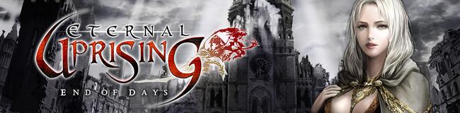 KLab、ソーシャルゲーム「Eternal Uprising: End of Days」を世界各国でリリース1