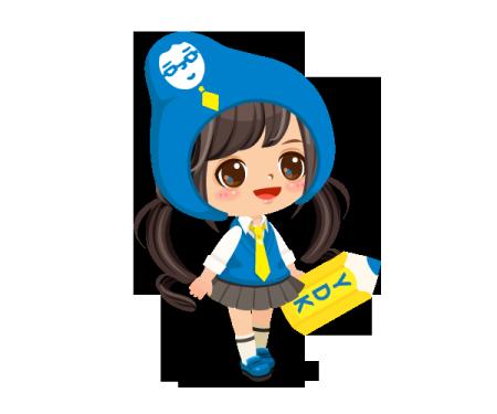 明光義塾の「ダルマはかせ」がLINE Playに登場!2