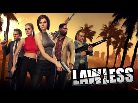 DeNAの欧米向けシューティングゲーム「Lawless」、リリースから6日で100万ダウンロード突破1