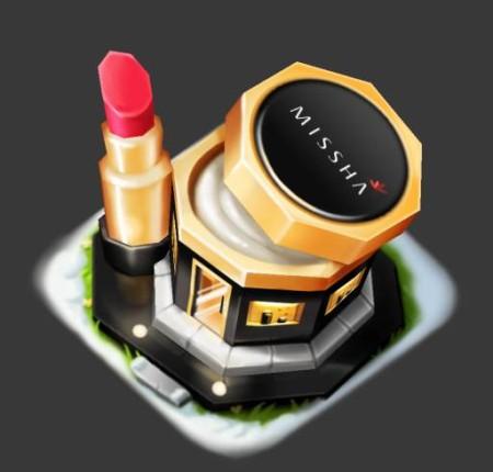 WeMade Online、スマホ向け島育成ゲーム「ロリポップ☆あいらんど」にてコスメブランド「MISSHA JAPAN」の化粧品が貰える コラボキャンペーンを実施2