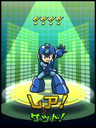 カプコン、iOS向けリズムゲーム「オトレンジャー」にて「ロックマン」とのコラボイベントを開始1