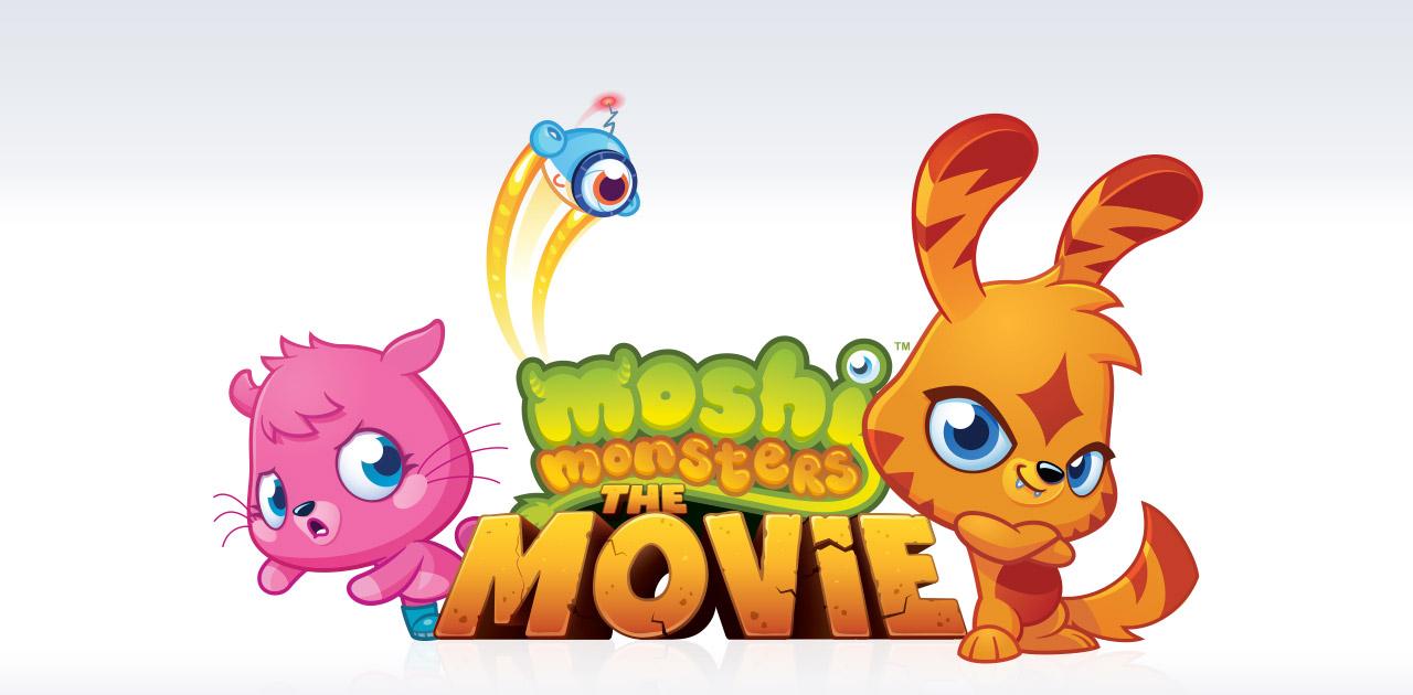 イギリスの子供向け仮想空間「Moshi Monsters」、映画版の予告編を公開