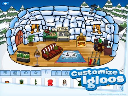 ディズニー、子供向け仮想空間「Club Penguin」のiPad版をリリース2