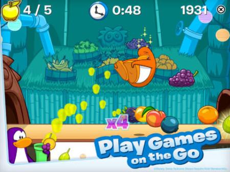 ディズニー、子供向け仮想空間「Club Penguin」のiPad版をリリース3